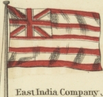 East_India_Company._Johnson's_new_chart_of_national_emblems,_1868