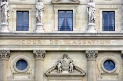 tribunal ; cour de cassation