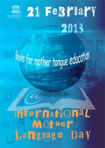 Greetings on International Mother Language Day