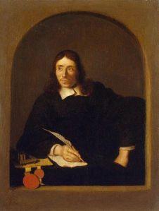 Arie de Vois - Portrait of a Notary