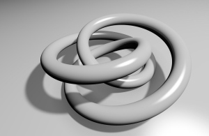 knot polyhedra