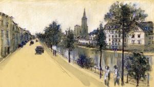 Strasbourg, Guy Moll