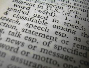 words-speech